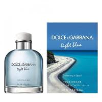 Dolce&Gabbana Light Blue SWIMMING IN LIPARI
