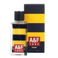 Abercrombie & Fitch A&F 1892 YELLOW STRIPES